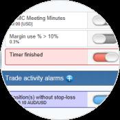 Forex alarm app