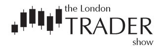 The London Trader Show logo